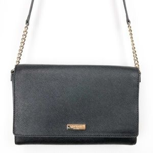 KATE SPADE Tilden Place Alek Leather Crossbody Bag